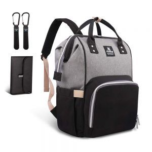 Hafmall Classic Colorblock Series Wickelrucksack